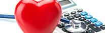 Calculadora de riesgo cardiovascular de la HF